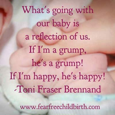 Pregnancy Meditation, with Toni Fraser-Brennand