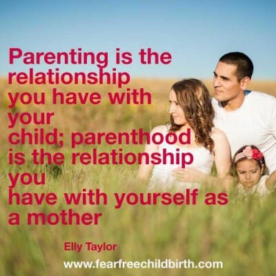 Preparing for Parenthood, with Elly Taylor