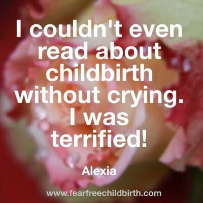 Alexia's Positive Birth Stories
