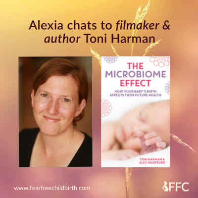 Microbiome: interview with author & film-maker Toni Harman