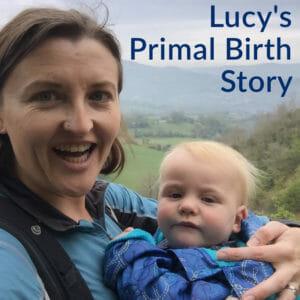 primal birth story
