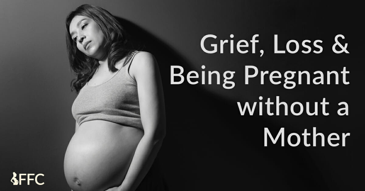 pregnant without a mother