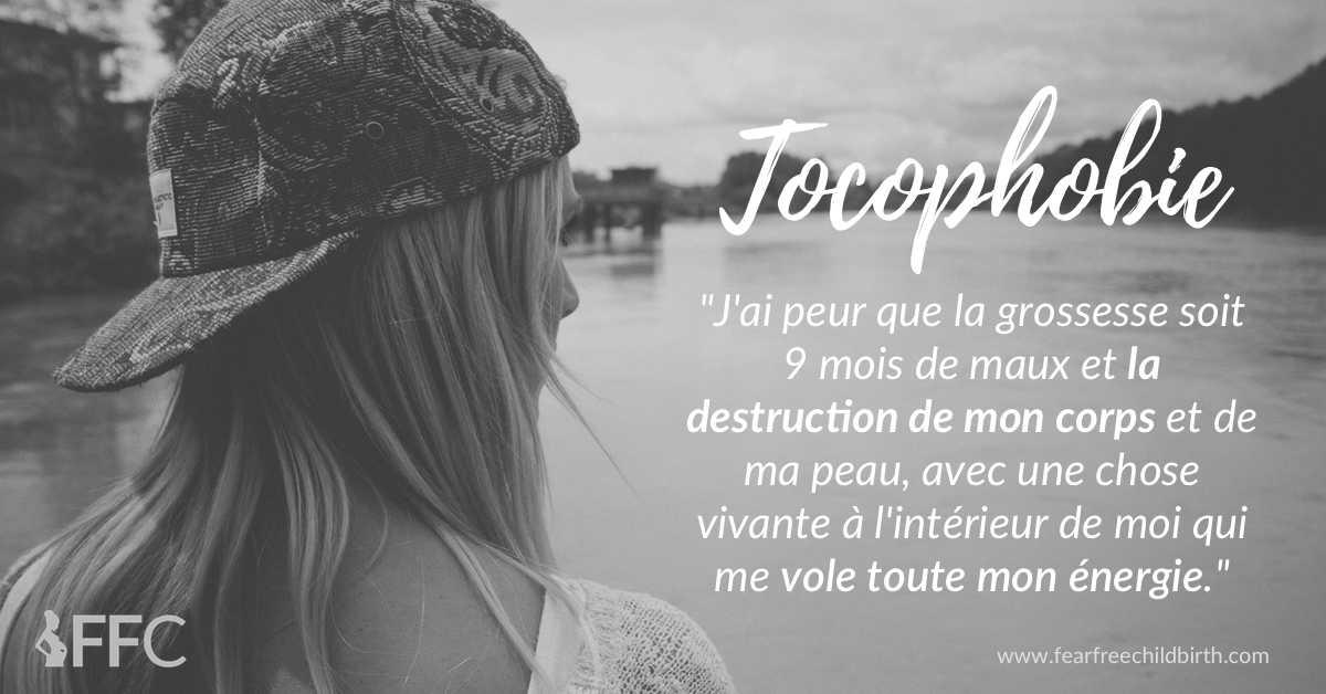 tocophobie