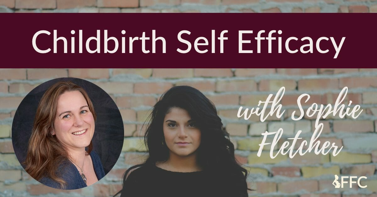 childbirth self efficacy