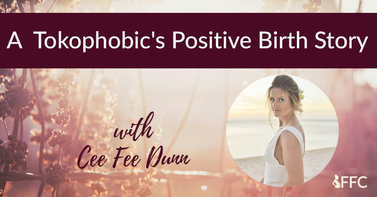 Tokophobia birth story