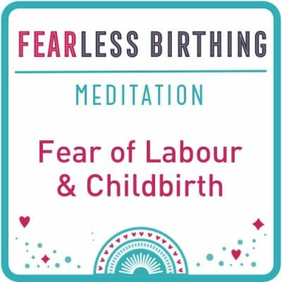 fear of childbirth fear release