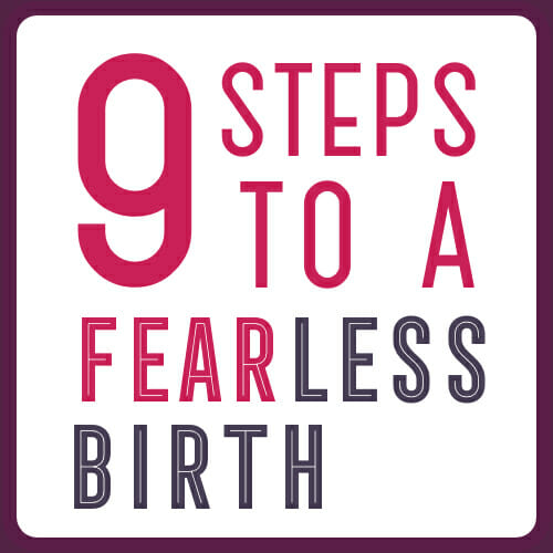 7 signs of a woman with tokophobia - Fear Free Childbirth