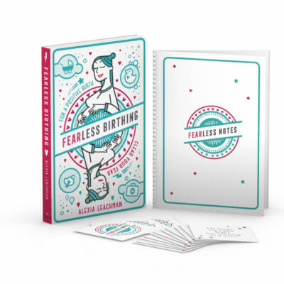 fearless birthing gift set