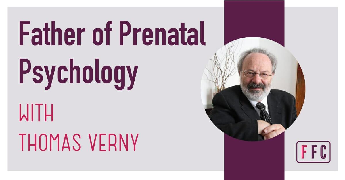 prenatal psychology
