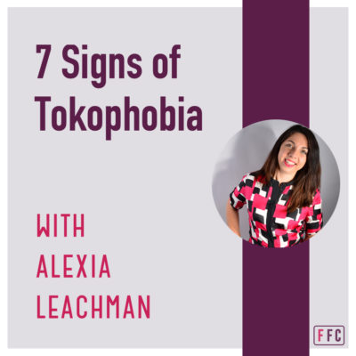 7 signs of a woman with tokophobia